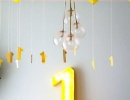 Amazing showstopping lights | 10 1st Birthday Party Ideas for Boys Part 2 - Tinyme Blog