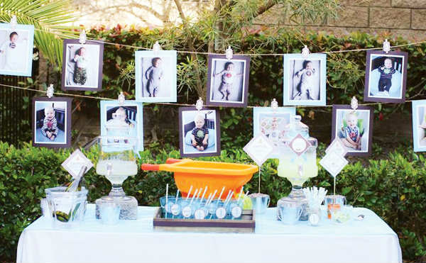 10 1st Birthday Party Ideas for Boys Tinyme Blog