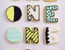 Cute sugar cookies! | 10 1st Birthday Party Ideas for Girls Part 2 - Tinyme Blog