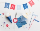 Fourth of July Printables | 10 4th of July Decoration Ideas - Tinyme Blog