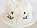Hauntingly delicious kitten party cake | 10 Adorable Animal Cakes Part 2 - Tinyme Blog
