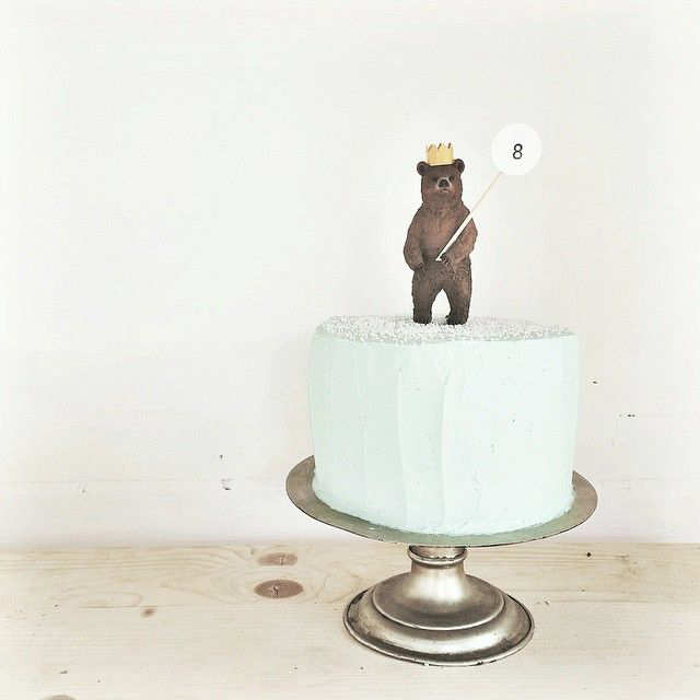 10 Adorable Cake Toppers Part 2 - Tinyme Blog
