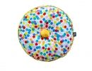 Confetti cushion round is fun to make | 10 Adorable Kids Cushions - Tinyme Blog