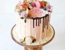 Cool wedding cake | 10 Amazing Drip Cakes - Tinyme Blog