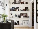 Appealing picture ledges | 10 Amazing Gallery Walls - Tinyme Blog
