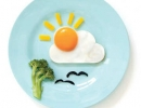 Sunnyside shine | 10 Amazingly Appetising Food Art Designs Part 5 - Tinyme Blog