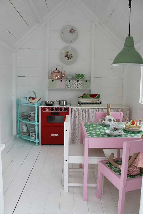10 Amazingly Awesome Cubby Houses Part 3 Tinyme Blog