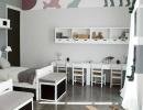 Enchanting animal wallpaper motif perfect for unisex chilren room | 10 Animal inspired Kids Bedrooms - Tinyme Blog