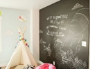 Magnificent Chalkboard Wall | 10 Awesome Chalkboard Walls - Tinyme Blog