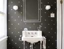 Gorgeous DIY fun polka dots | 10 Awesome Chalkboard Walls - Tinyme Blog
