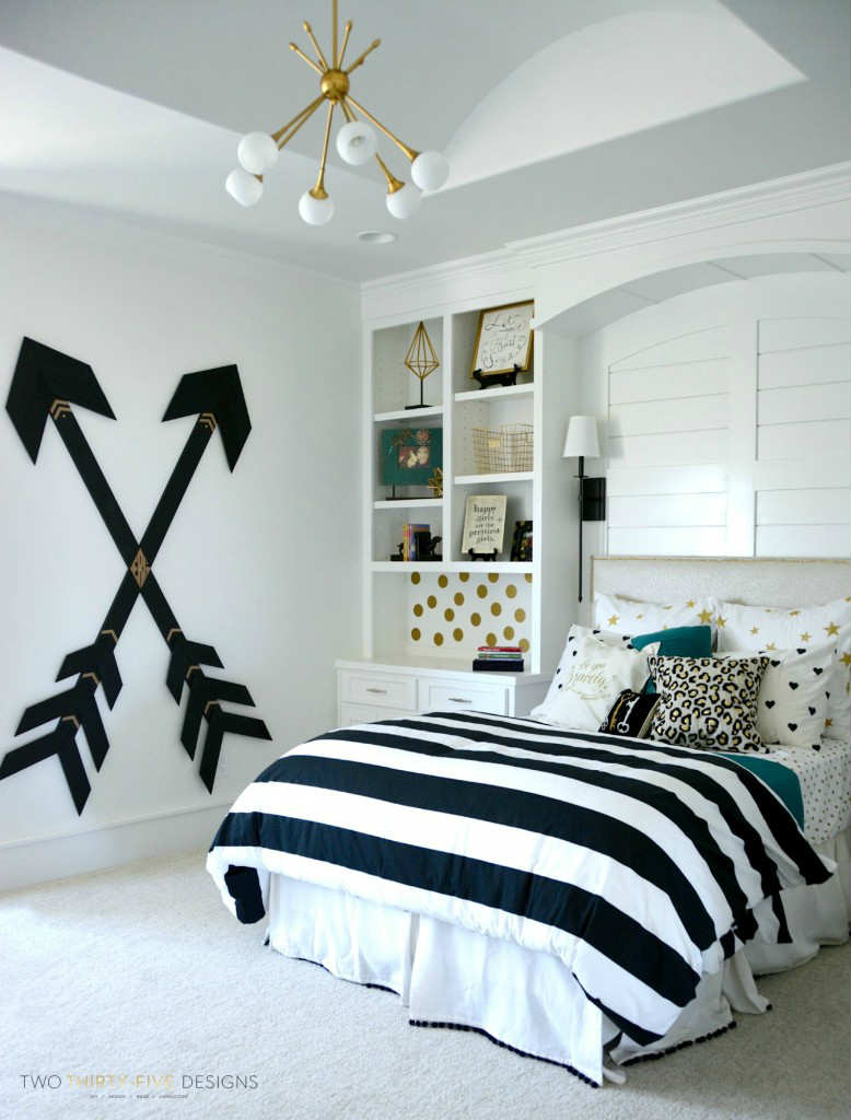 Exciting Teenage Girl Bedroom Ideas