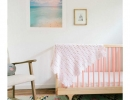 Exquisite appeal of gold hue and some lovely pinks | 10 Aztec Kids Rooms - Tinyme Blog