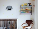You can never go wrong with ever-classic polka dots | 10 Baby Boy Nurseries - Tinyme Blog