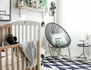 Cute and quirky nursery | 10 Baby Boy Nurseries - Tinyme Blog