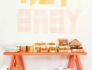 Pink baby shower | - Tinyme Blog