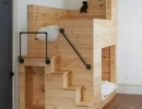 Astounding minimalist | 10 Best Built-in Bunk Beds - Tinyme Blog
