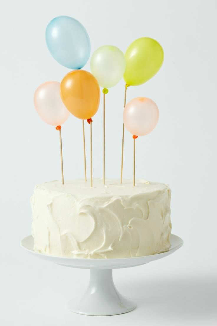 Cake Toppers Cake : 10 Birthday Cake Toppers - Tinyme Blog