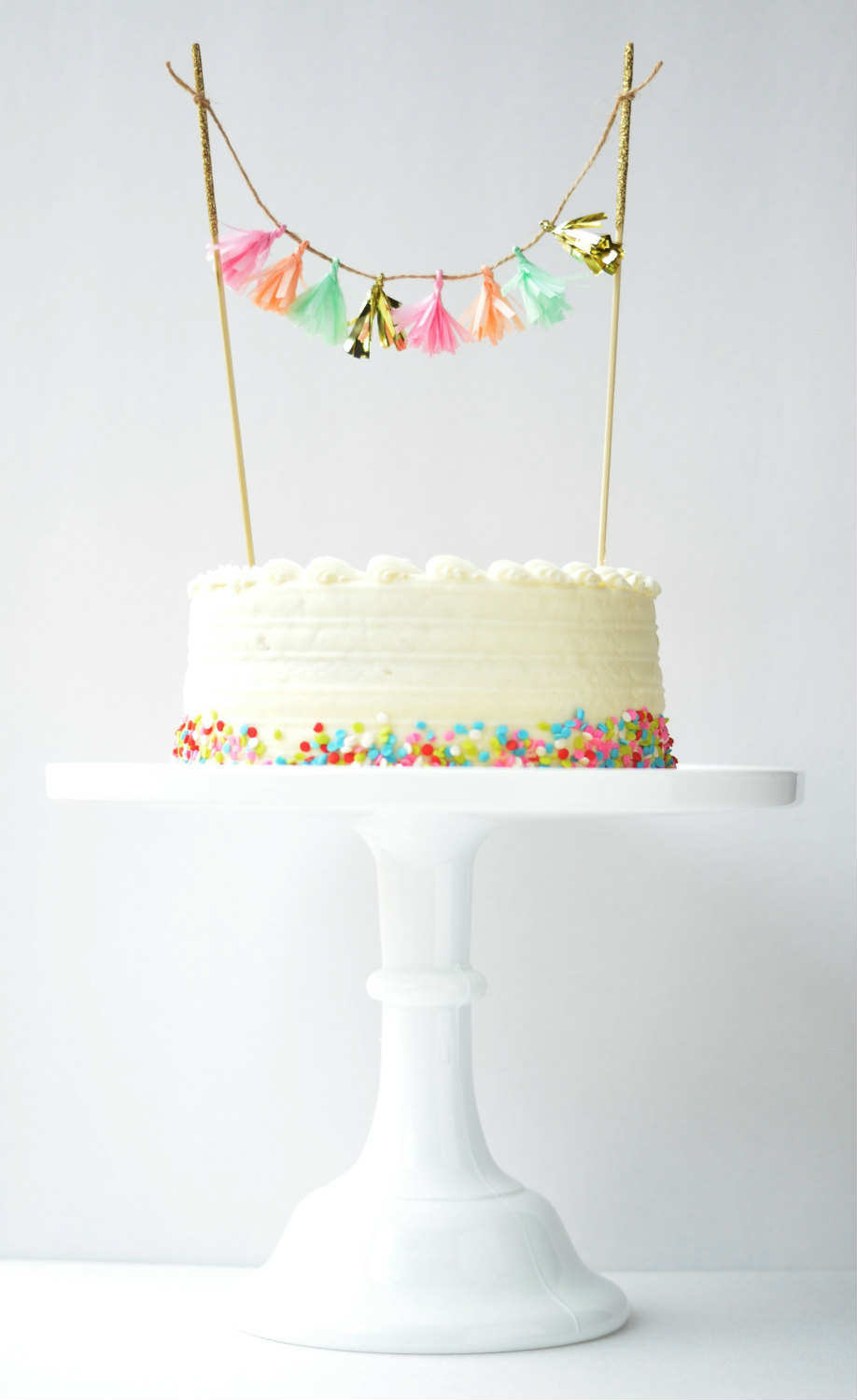 10 Birthday Cake Toppers - Tinyme Blog