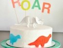 Lovable and cute dino! | 10 Birthday Cake Toppers - Tinyme Blog