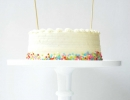 Super cute tassel topper | 10 Birthday Cake Toppers - Tinyme Blog