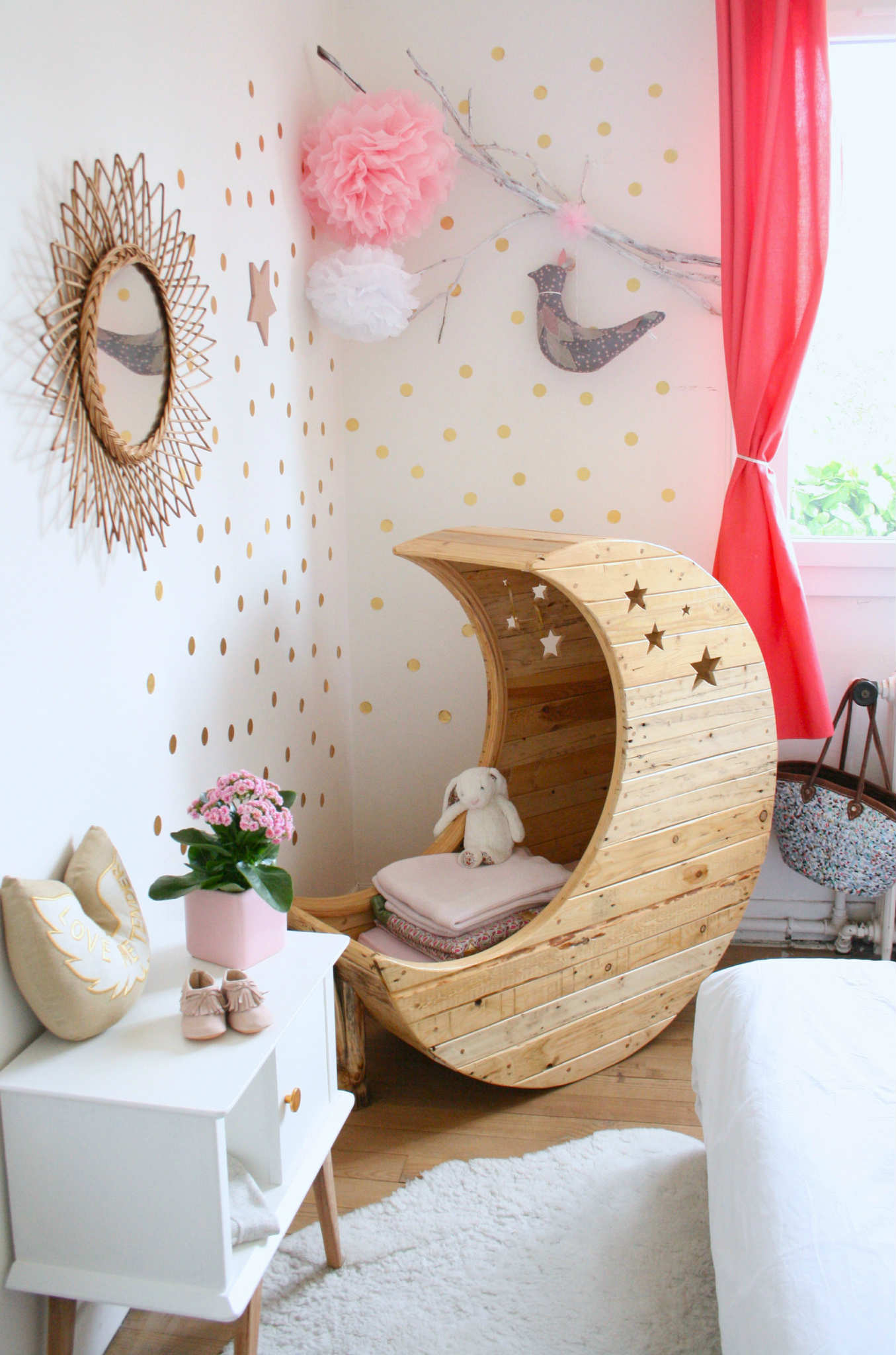 Baby Wooden Cradle 10 Brilliant Beds Tinyme Blog
