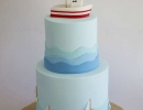 Adventurous Sailboat Cake | 10 Brilliant Boys Cakes - Tinyme Blog