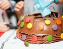 Coolest Smash Cake | 10 Brilliant Boys Cakes - Tinyme Blog