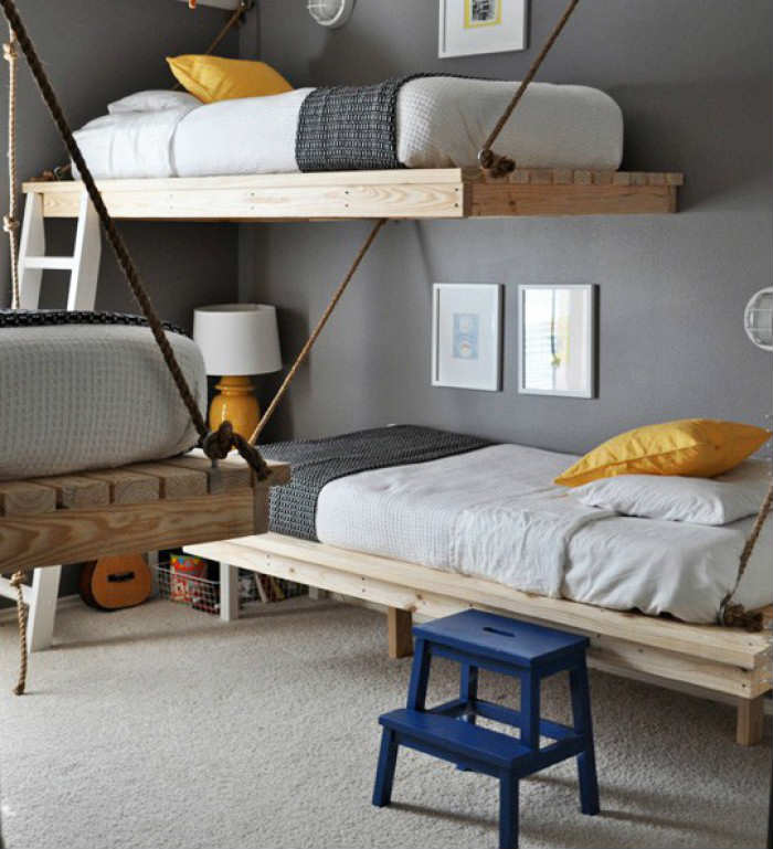 Coolest Bed Ever 10 brilliant bunk beds - tinyme blog