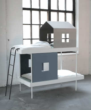 Stylish Cabin Bunk Beds | 10 Brilliant Bunk Beds - Tinyme Blog