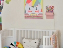 Awesomely catchy and fun room | 10 Brilliantly Bright Neon Kids Rooms - Tinyme Blog
