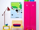 Ravishing hot pink playroom | 10 Brilliantly Bright Neon Kids Rooms - Tinyme Blog