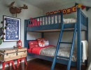 Gorgeous room for adventurous kids | 10 Camp Themed Bedrooms - Tinyme Blog