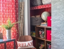 Give your kids a sweet and functional nook | 10 Camp Themed Bedrooms - Tinyme Blog