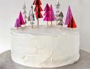 Christmas aluminum trees | 10 Christmas Cookies - Tinyme Blog
