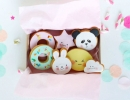 Adorable kawaii cookies | 10 Clever Cookies Part 3 - Tinyme Blog