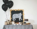 Wonderful bear theme birthday party for kids | 10 Cool Camp Party Ideas - Tinyme Blog