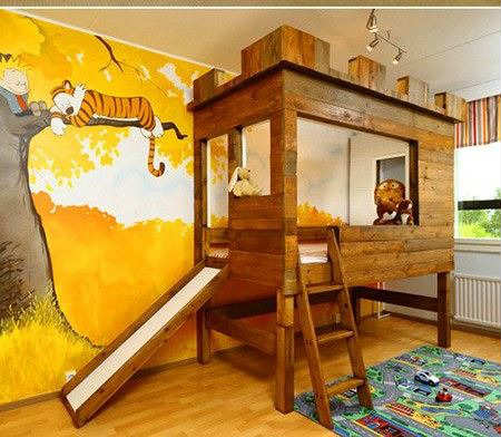 Love The Fun Jungle Theme | 10 Crazy Cool Kids Beds   Tinyme Blog