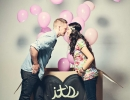 Adorable gender reveal party | 10 Creative Gender Reveal Ideas - Tinyme Blog