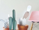 Fantastic DIY cardboard cacti | 10 Cute Cactus Projects - Tinyme Blog