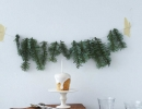Jazz up your home with this unique garland | 10 Cute Christmas Garlands - Tinyme Blog