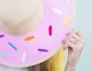 Donut Floppy Hat | - Tinyme Blog