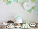 Garden tea party dessert table | 10 Delightful Dessert Table Ideas - Tinyme Blog