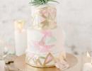 Gorgeous gold cake | 10 Delightfully Delicious Cakes - Tinyme Blog