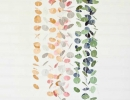 Stunning Confetti Chandelier | 10 DIY Baby Mobiles - Tinyme Blog