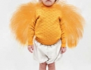 Pretty little bird | 10 DIY Kids Costumes - Tinyme Blog