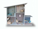 Barbie wishes her dream house was this artistic | 10 Dreamy Doll Houses - Tinyme Blog