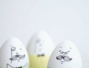 Mr. Humpty Dumpty | 10 Easter Egg Decorating Ideas - Tinyme Blog