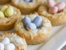 Sugar Cookie Easter Egg Nests | - Tinyme Blog