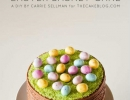 Easter Basket Cake | - Tinyme Blog