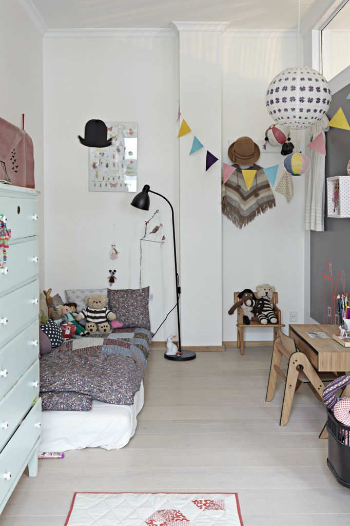 10 Excellently Eclectic Kids Rooms Tinyme Blog